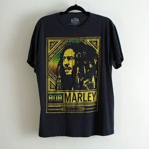 Vintage Bob Marley Graphic Tee. T shirt L